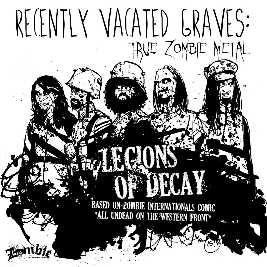 Legions of Decay